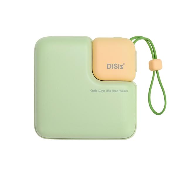 디씨즈 USB 충전식 손난로, DHW-2021, 밀크민트