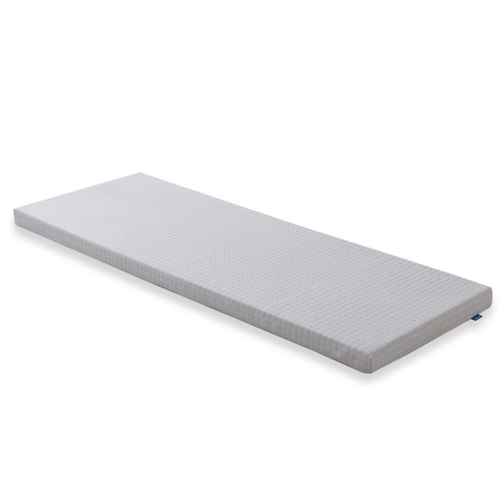 아지오텍스 몸이편한 메모리폼 토퍼 매트리스 5cm, 라이트그레이