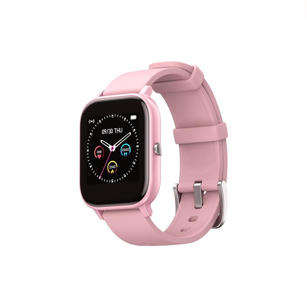 하빗 스마트워치, M9006, 핑크