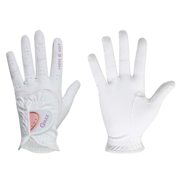 [지맥스 여성용] 지맥스 여성용 프리조이 골프장갑 양손 착용, 핑크 - 랭킹5위 (11300원)