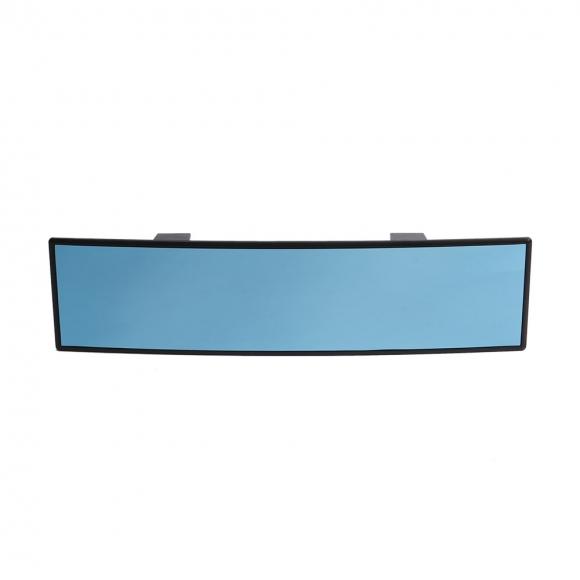 트리 와이드 블루 곡면 자동차 룸미러 30cm, 전차종, 1개