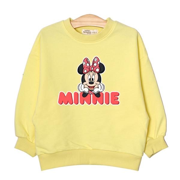 뉴욕꼬맹이 아동용 미니마우스 가오리z 티셔츠 G086