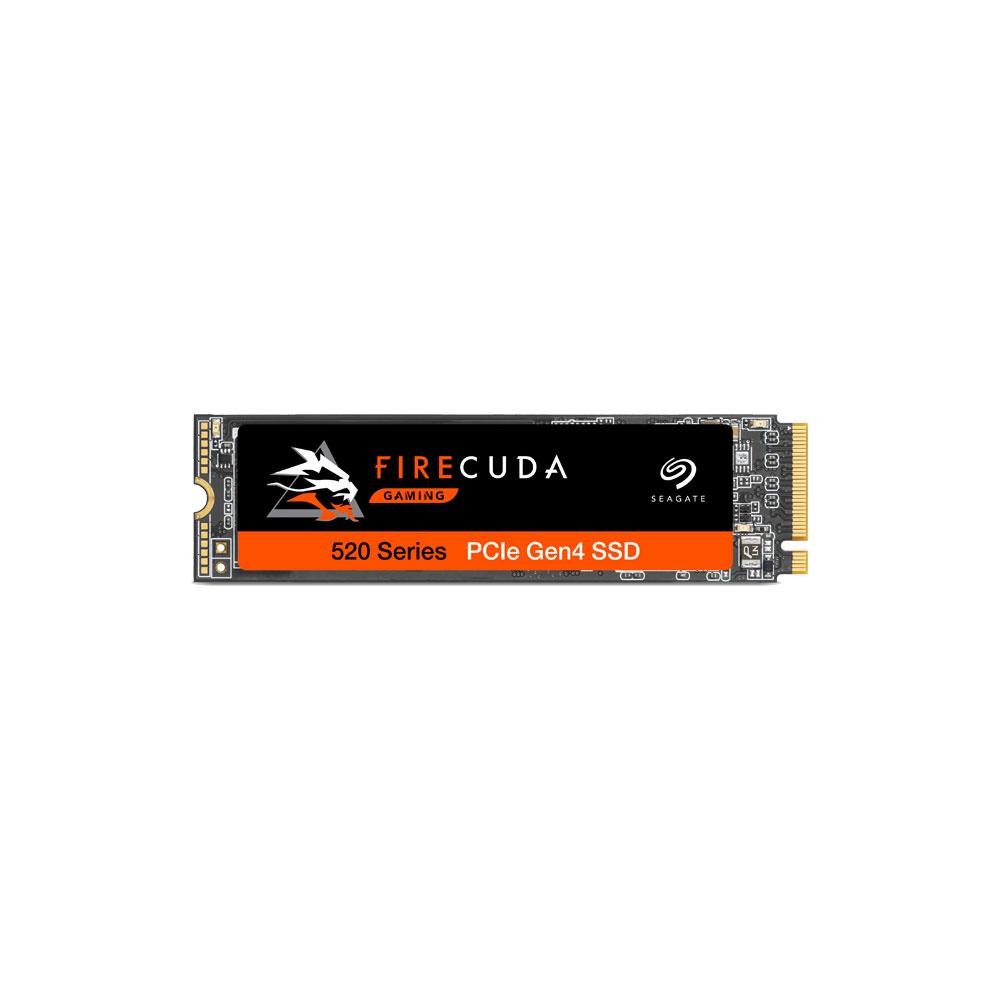 씨게이트 파이어쿠다 520 M.2 NVME SSD, ZP500GM30002, 500GB