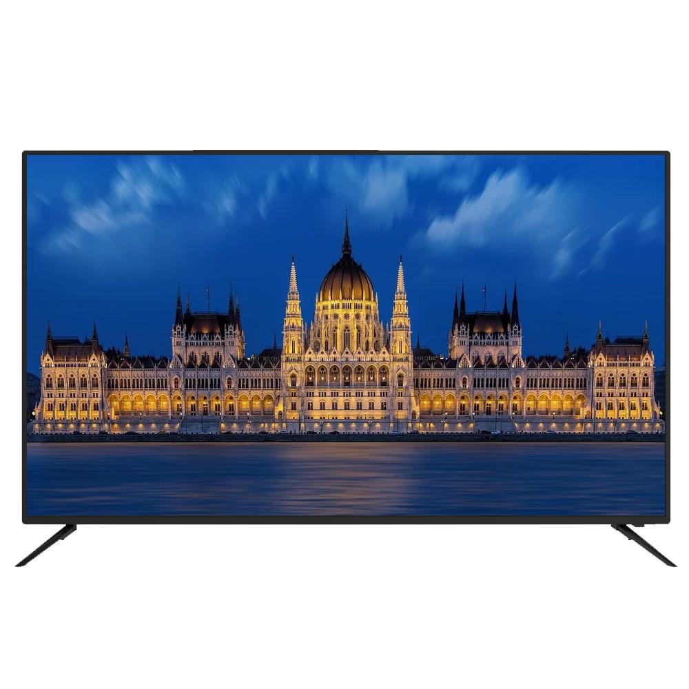 아남 UHD LED 190cm TV ACD755U, 스탠드형, 방문설치
