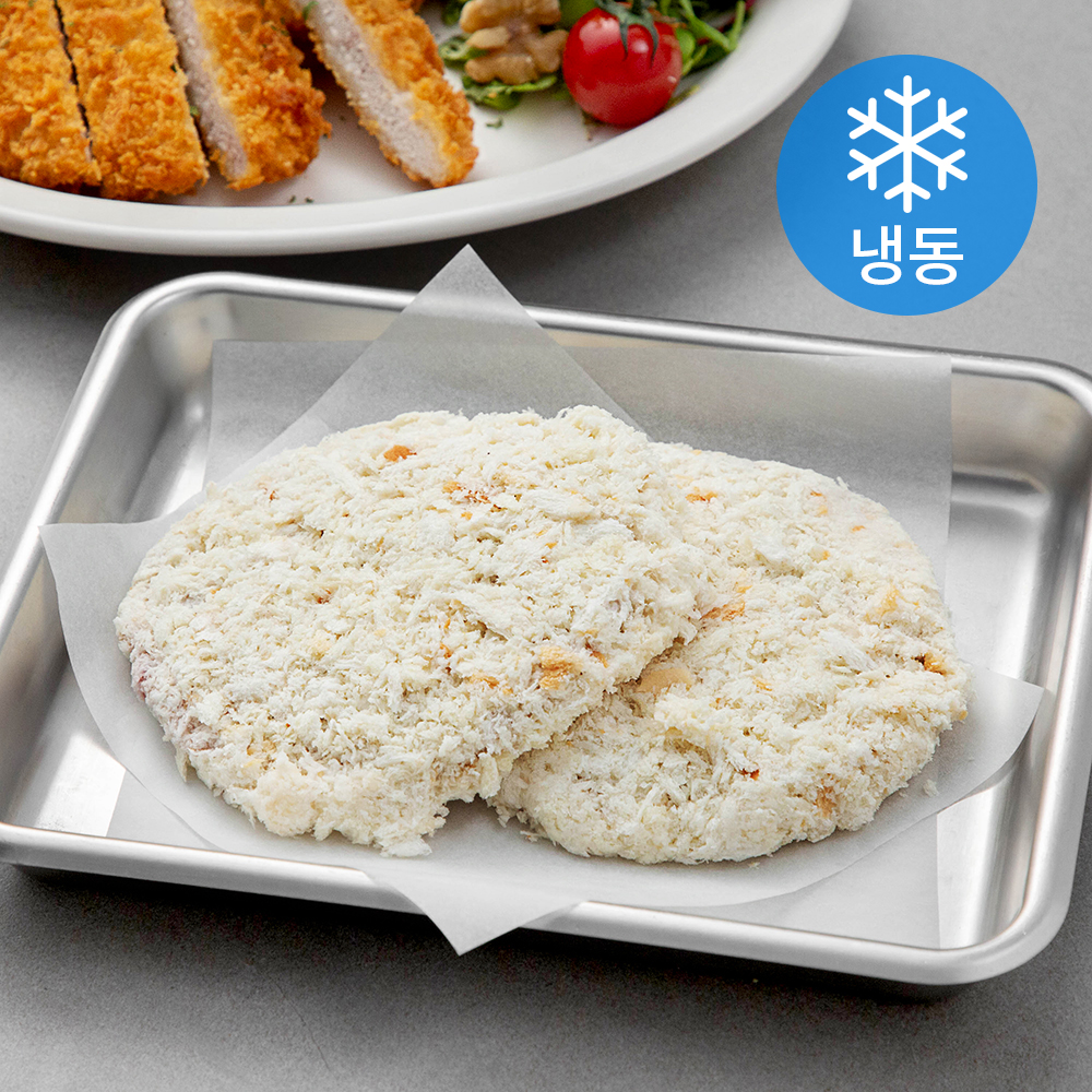 진짜 맛있는 등심돈까스 (냉동), 1kg, 1개