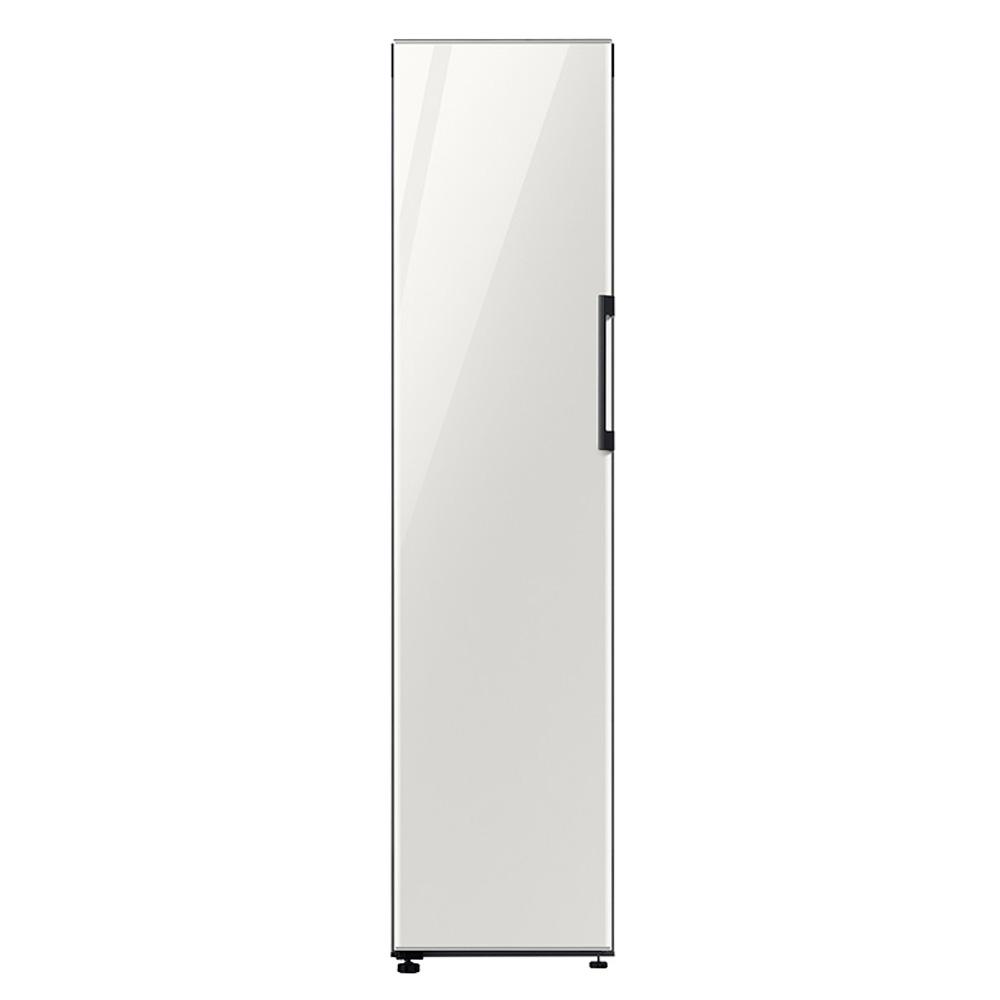 삼성전자 비스포크 1도어 냉장고 240L 방문설치, RZ24T560035(글램 화이트)
