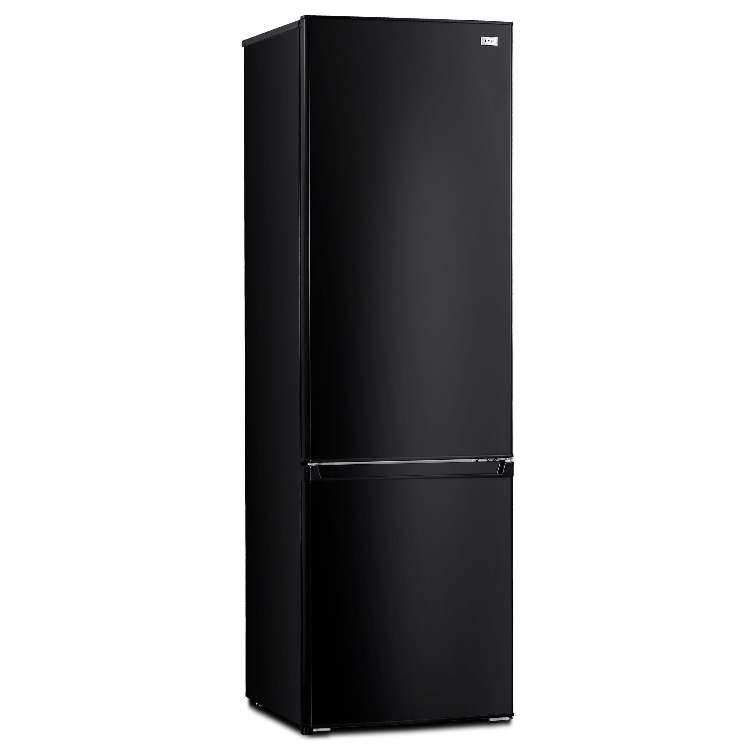 하이얼 스마트 콤비 냉장고 273L 방문설치, HRB285MDB(제트블랙)