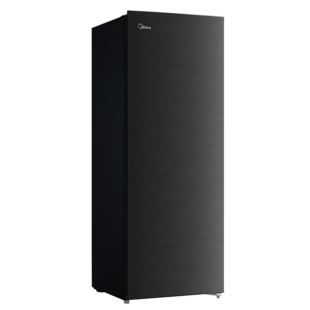 미디어 스탠드형 냉동고 다크실버 CF-S201L 201L 방문설치