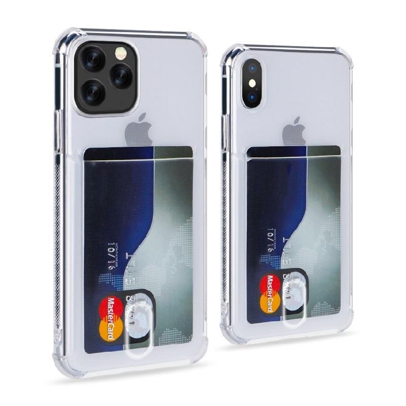 IDEAR 에어쿠션 카드포켓 범퍼 휴대폰 케이스 2p