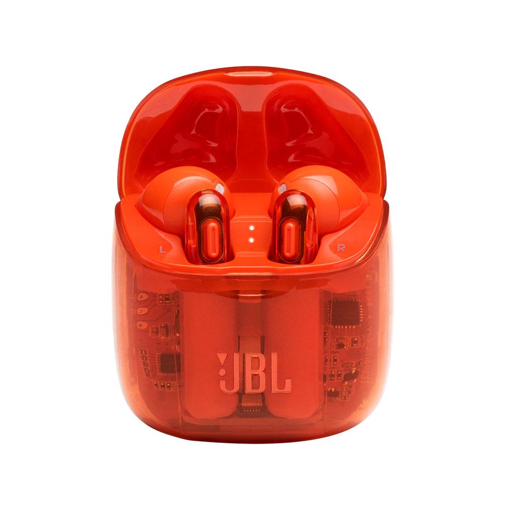 제이비엘 TUNE225 블루투스 이어폰, 단일상품, 고스트 오렌지