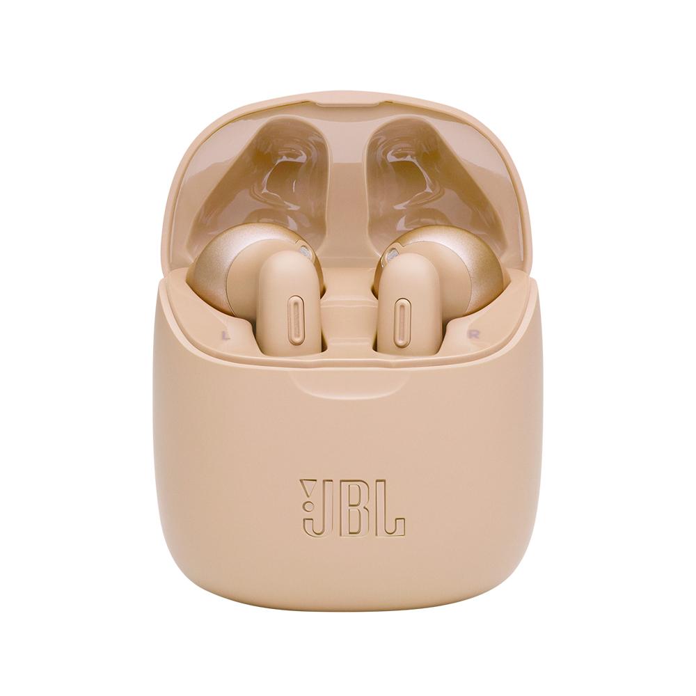 제이비엘 TUNE225 블루투스 이어폰, 단일상품, 골드