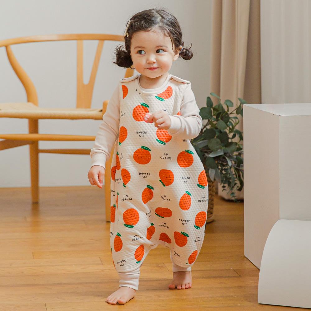 코디아이 아동용 오렌지 수면조끼
