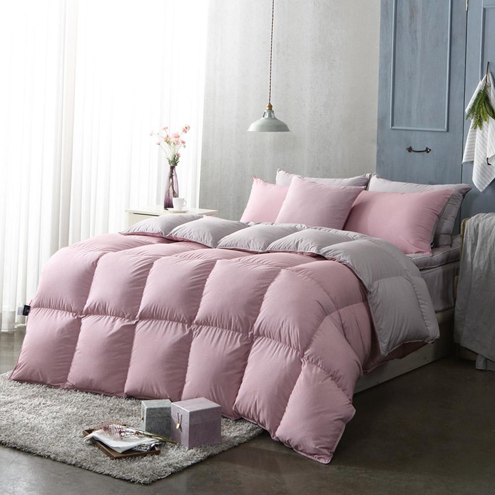 라셀렌 헝가리 90 컬러 구스다운 이불, 핑크