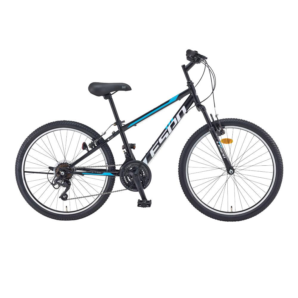 삼천리자전거 탑포스 SF 21단 자전거 60.96cm + 무료조립 쿠폰, 블랙, 1590mm