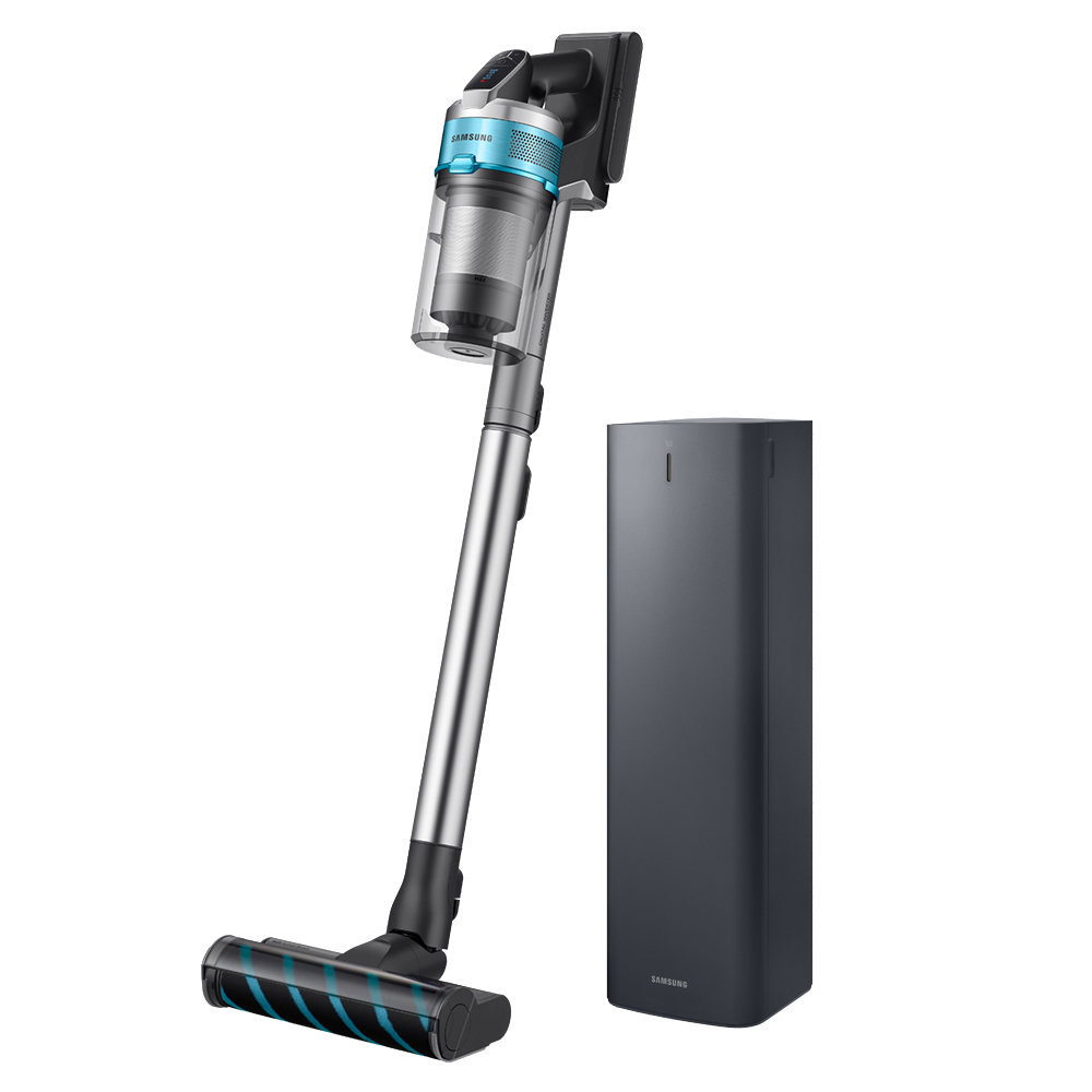 삼성전자 제트 무선 청소기 VS20T9279S6 + 청정 스테이션 VCA-SAE90A 세트 방문설치, VS20T9279S6, VCA-SAE90A, 티탄 블루(청소기), 실버(스테이션)