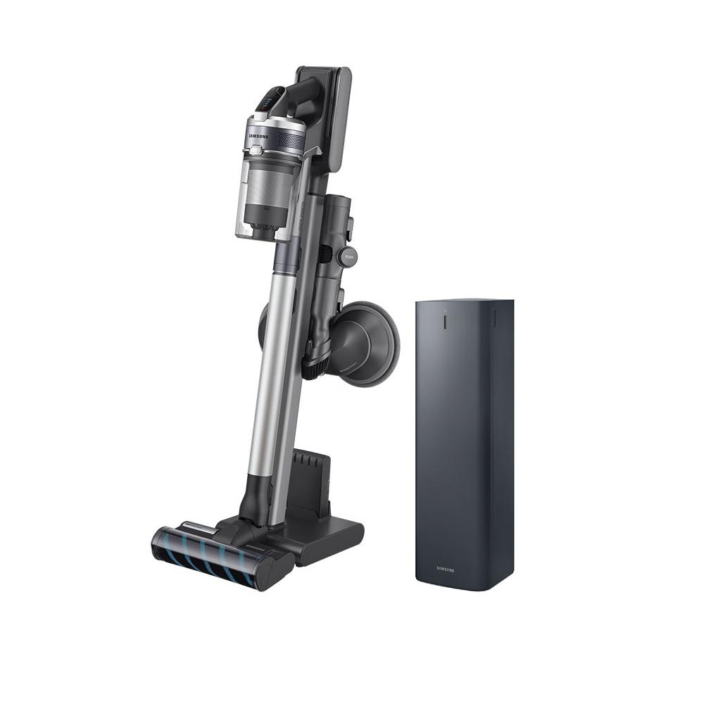삼성전자 제트 무선 청소기 VS20T9257SD + 청정 스테이션 VCA-SAE90A 세트 방문설치, VS20T9257SD, VCA-SAE90A, 티탄 그레이(청소기), 실버(스테이션)