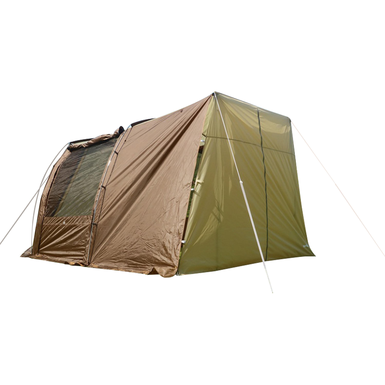 캠프밸리 카쉘터S 롱바디 차박 텐트, 카키