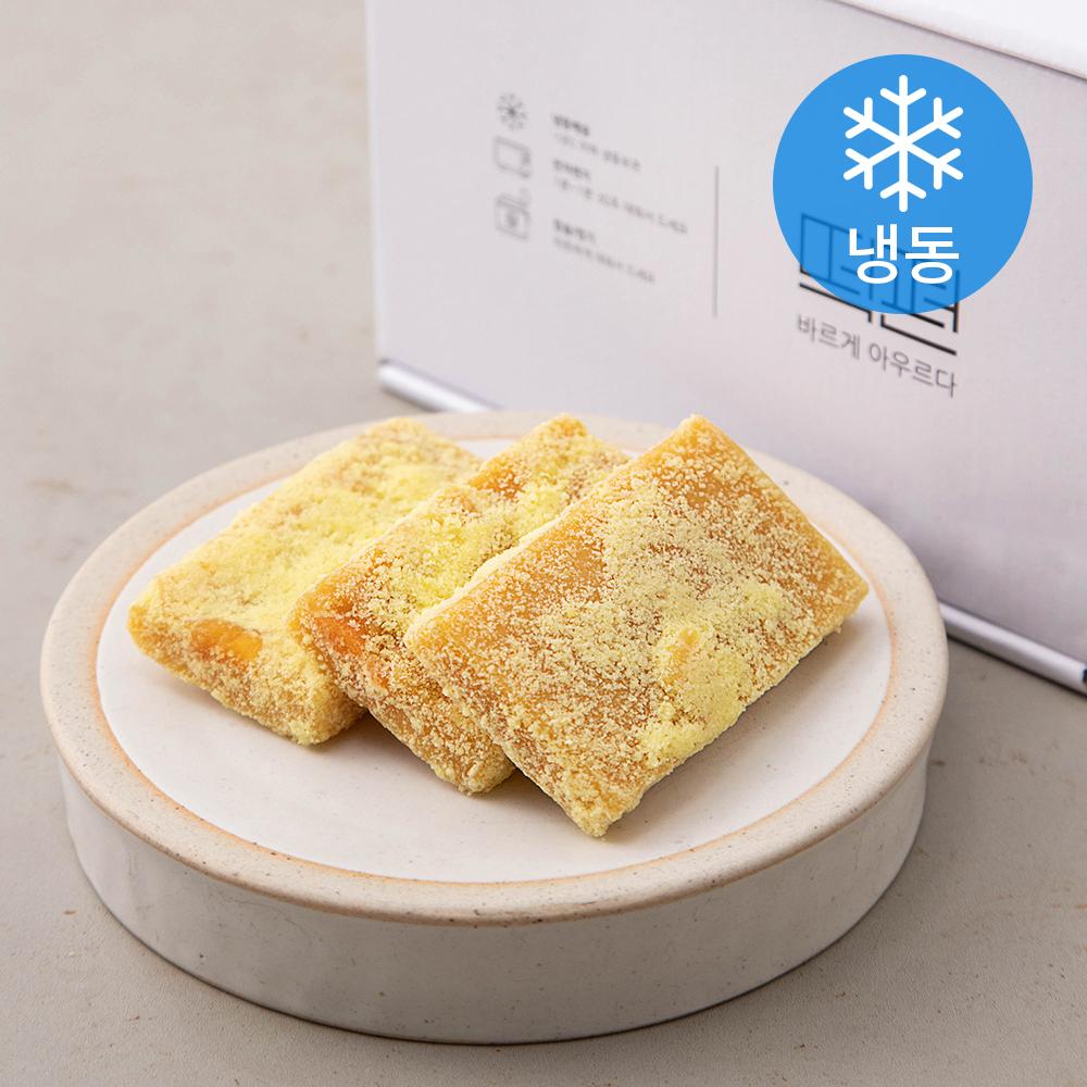떡편 곶감호박찰떡 (냉동), 45g, 15개