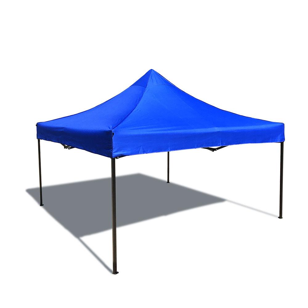 케이포캠프 일반형 캐노피 천막 2 x 2 m, 블루, 1개 (POP 2166813041)
