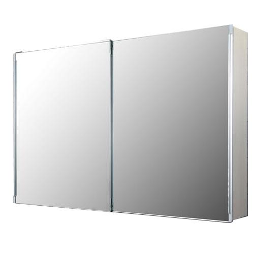 테바이노 슬라이더 2도어 욕실장 1200mm ENC-1280, 네츄럴, 1개