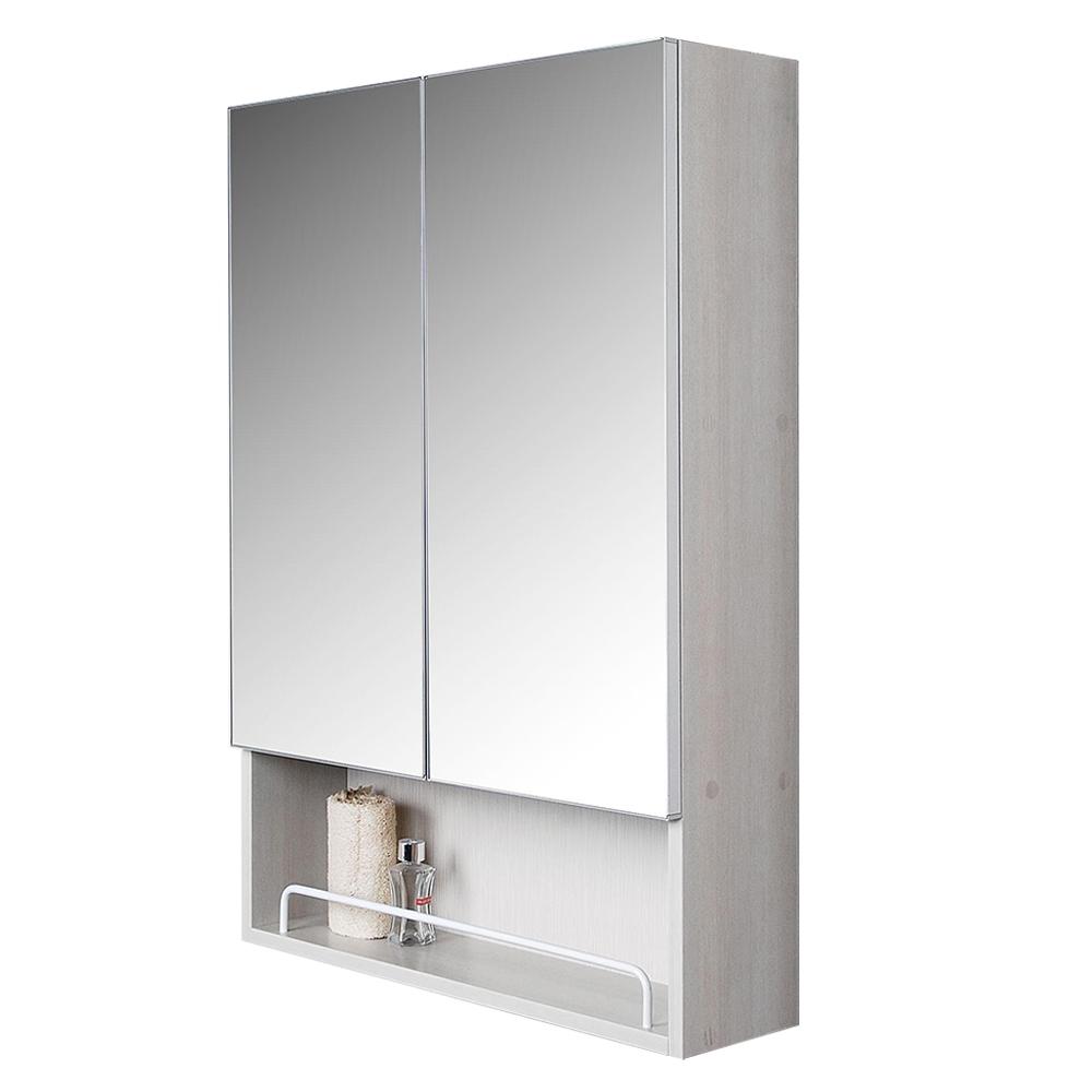 테바이노 고급형 전면거울 욕실수납장 TB-C5080, 네츄럴 화이트, 1개
