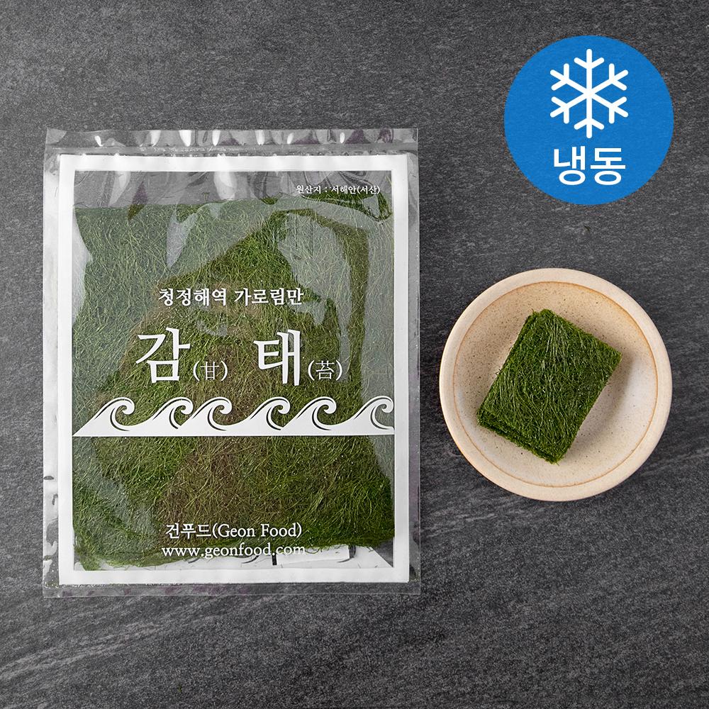 건푸드 들기름에 구운 맛감태 (냉동), 23g, 1개