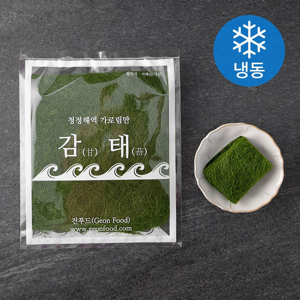 건푸드 생감태 (냉동), 25g, 1개