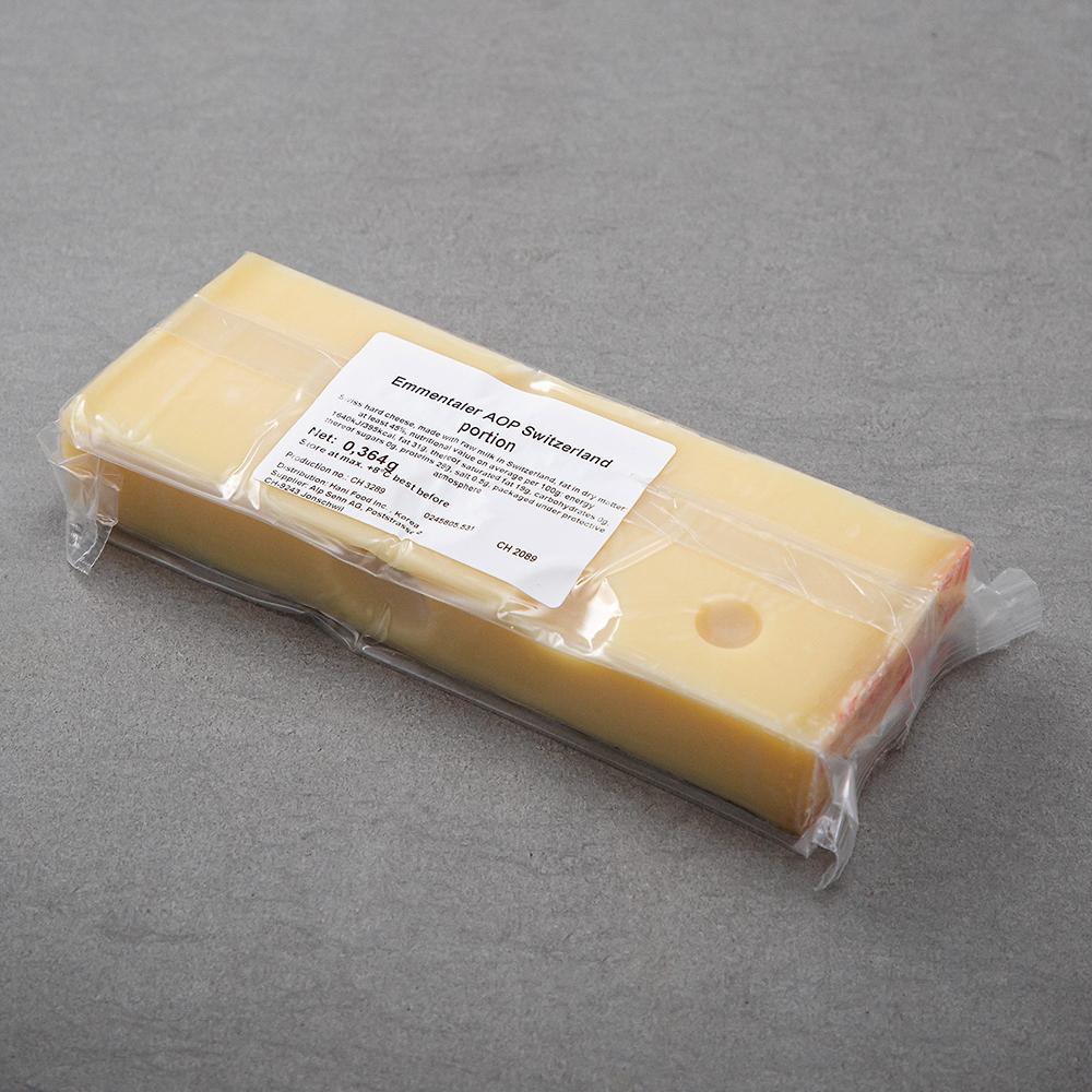 에멘탈 치즈, 350g, 1개
