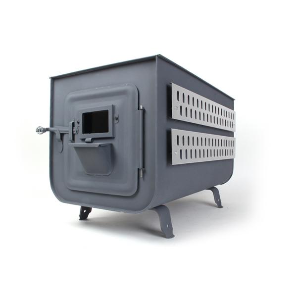 마끼스토브 히트에이스 캠핑 화목 난로 + 수납가방, 혼합색상, 1세트