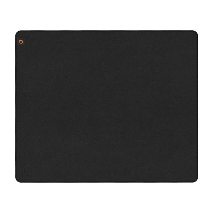 콕스 게이밍 마우스 단패드 GMP-L2, 블랙 + 오렌지, 1개-16-4314459910