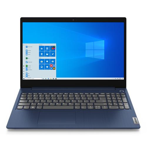 레노버 ideapad 블루 노트북Slim3 151L 3D 81WE00WGKR (i3-1005G1 39.6cm), 윈도우 미포함, 256GB, 4GB
