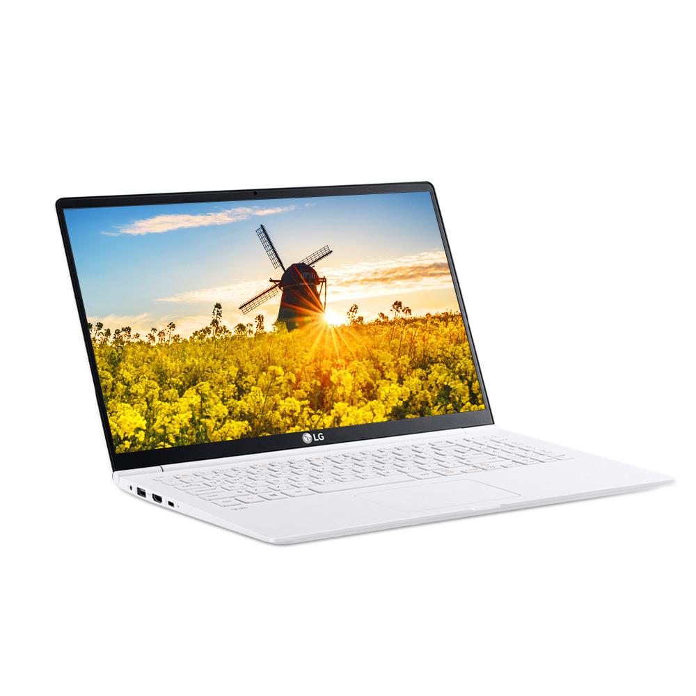 LG전자 그램15 노트북 스노우 화이트 15ZD995-LX20K (팬티엄 골드 6405U 39.6cm), 미포함, SSD 128GB, 4GB