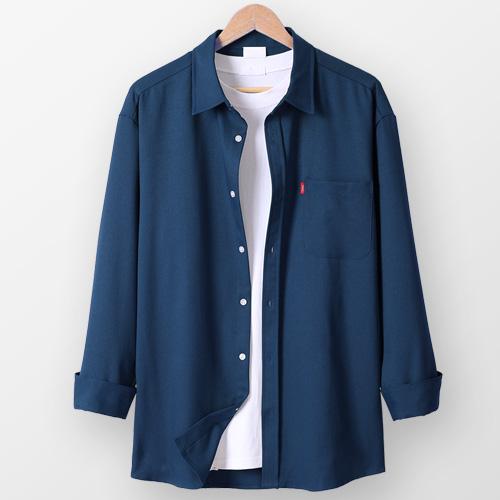 단군기획 남성용 링클프리 긴팔 셔츠