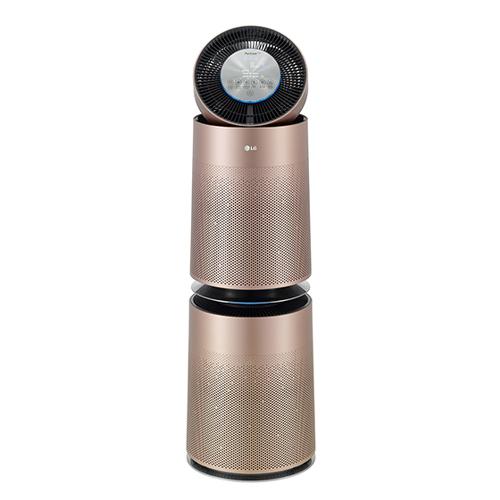 LG전자 퓨리케어 360도 펫 공기청정기 AS300DGPA 100㎡
