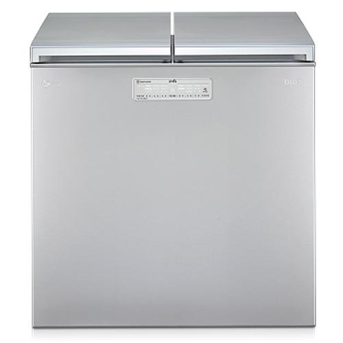 LG전자 DIOS 김치톡톡 뚜껑형 김치냉장고 K225SS13E 219L 방문설치 (POP 2233400384)