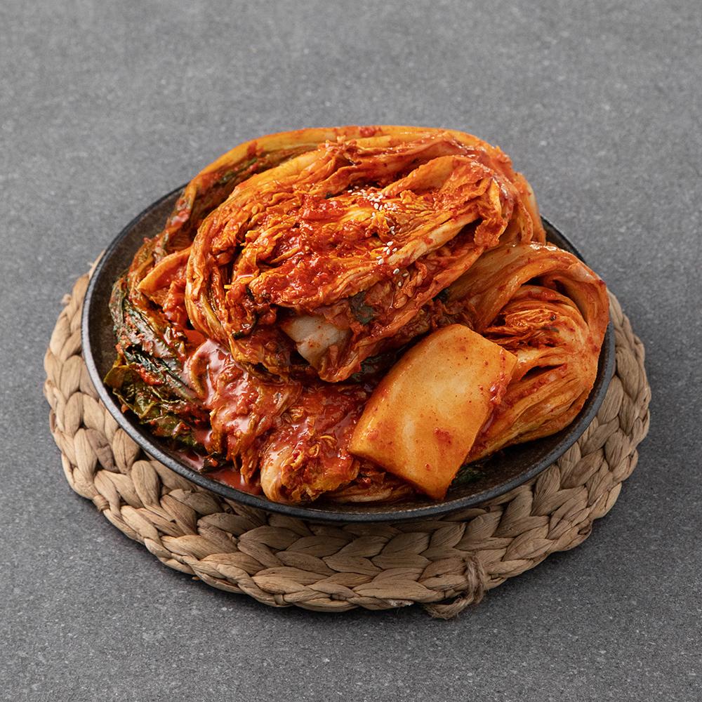 해담채 전라도식 포기김치, 5kg, 1개
