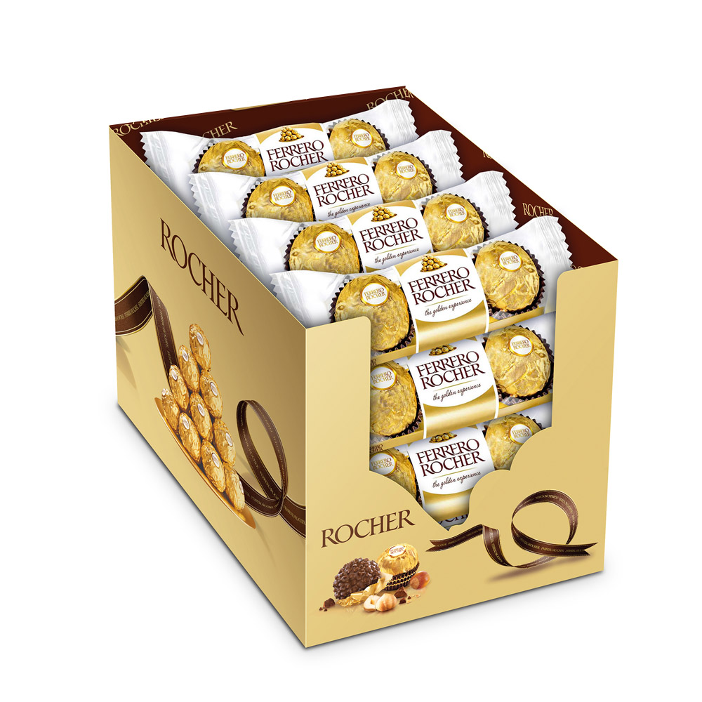페레로로쉐 초콜릿 3p, 37.5g, 16개