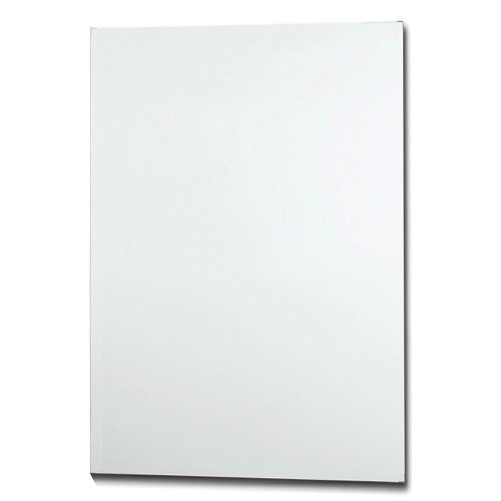 블루워터 욕실 A-01 누드거울 500 x 800 mm