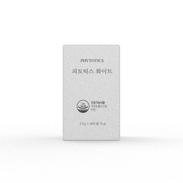 피토틱스 화이트 프로바이오틱스, 2.5g, 30개