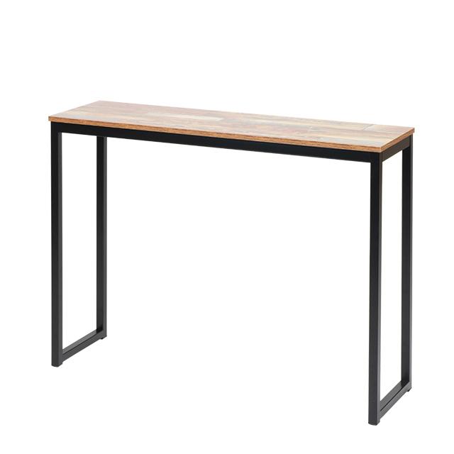 도리퍼니처 하이 철제 바 테이블, LPM우드