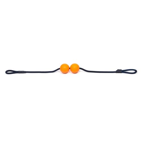 [마사지볼] 무브먼트 로프 마사지볼, 오렌지, 1개 - 랭킹42위 (59340원)