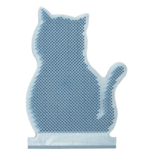 츄츄펫 고양이 셀프 그루밍 브러쉬, 블루, 1개