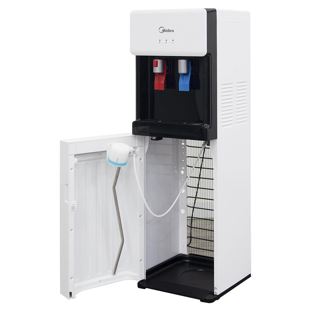[정수기] 미디어 하단 물통 전기 냉온수 정수기 MWD-B1660 자가설치 - 랭킹29위 (190800원)