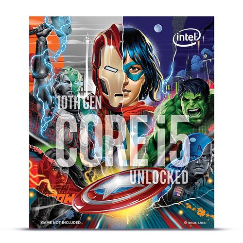 인텔 코어i5 10세대 10600K 어벤져스 에디션 코멧레이크S 인텔 CPU용 메인보드, 단일상품