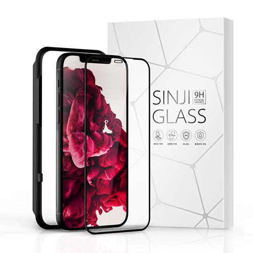 신지모루 3Dx 터치 강화유리 휴대폰 액정보호필름, 1세트-10-1680518002