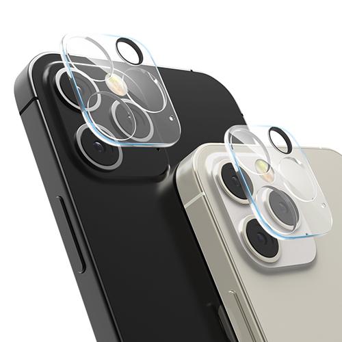 신지모루 강화유리 휴대폰 카메라렌즈 액정보호필름 2p, 1세트