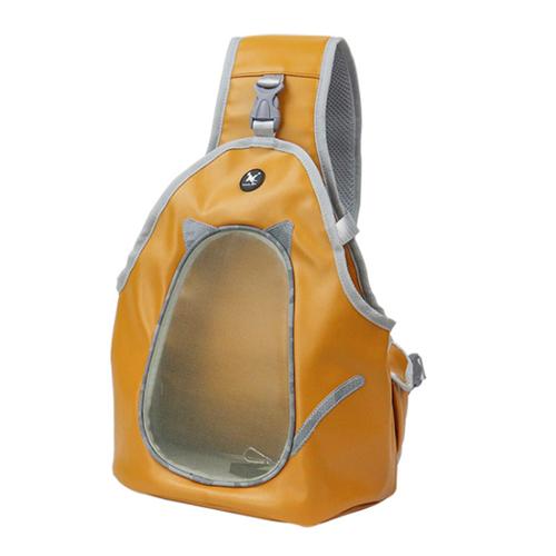 반려동물 슬링백 SP065, 오렌지브라운