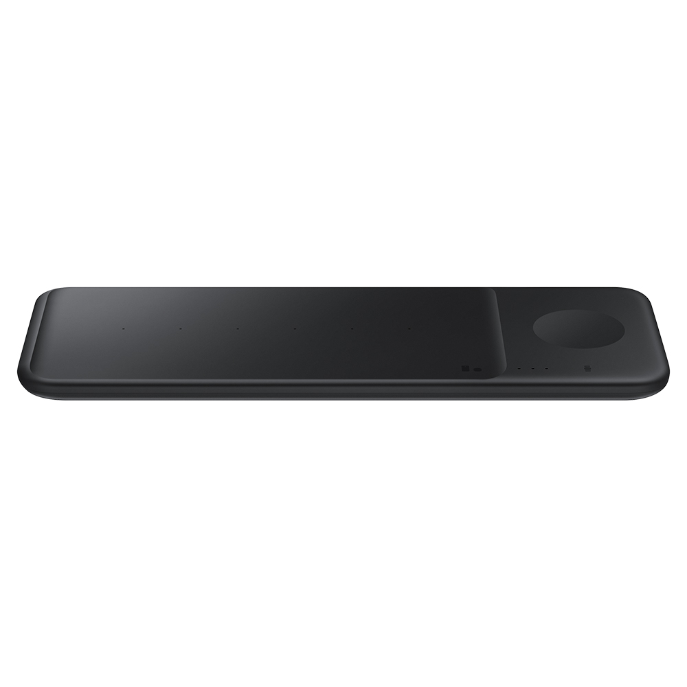 삼성전자 무선 충전 패드 트리오 EP-P6300, 블랙, 1개