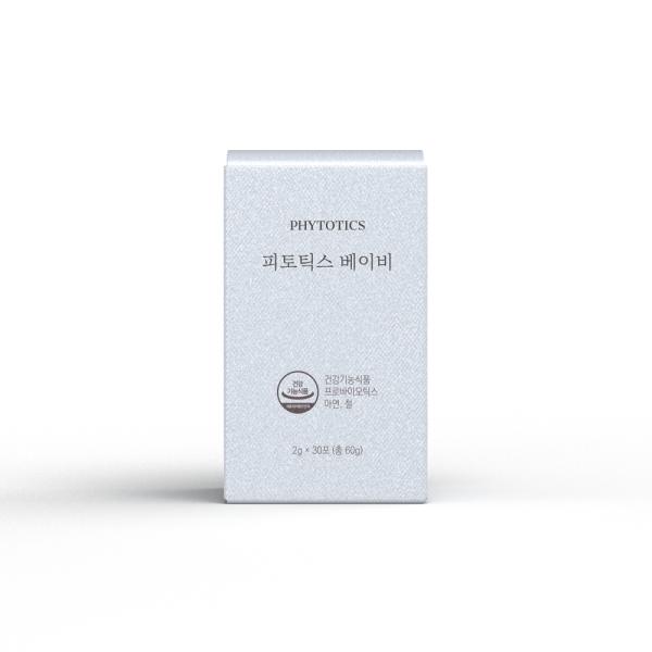 피토틱스 베이비 유산균, 2g, 30개