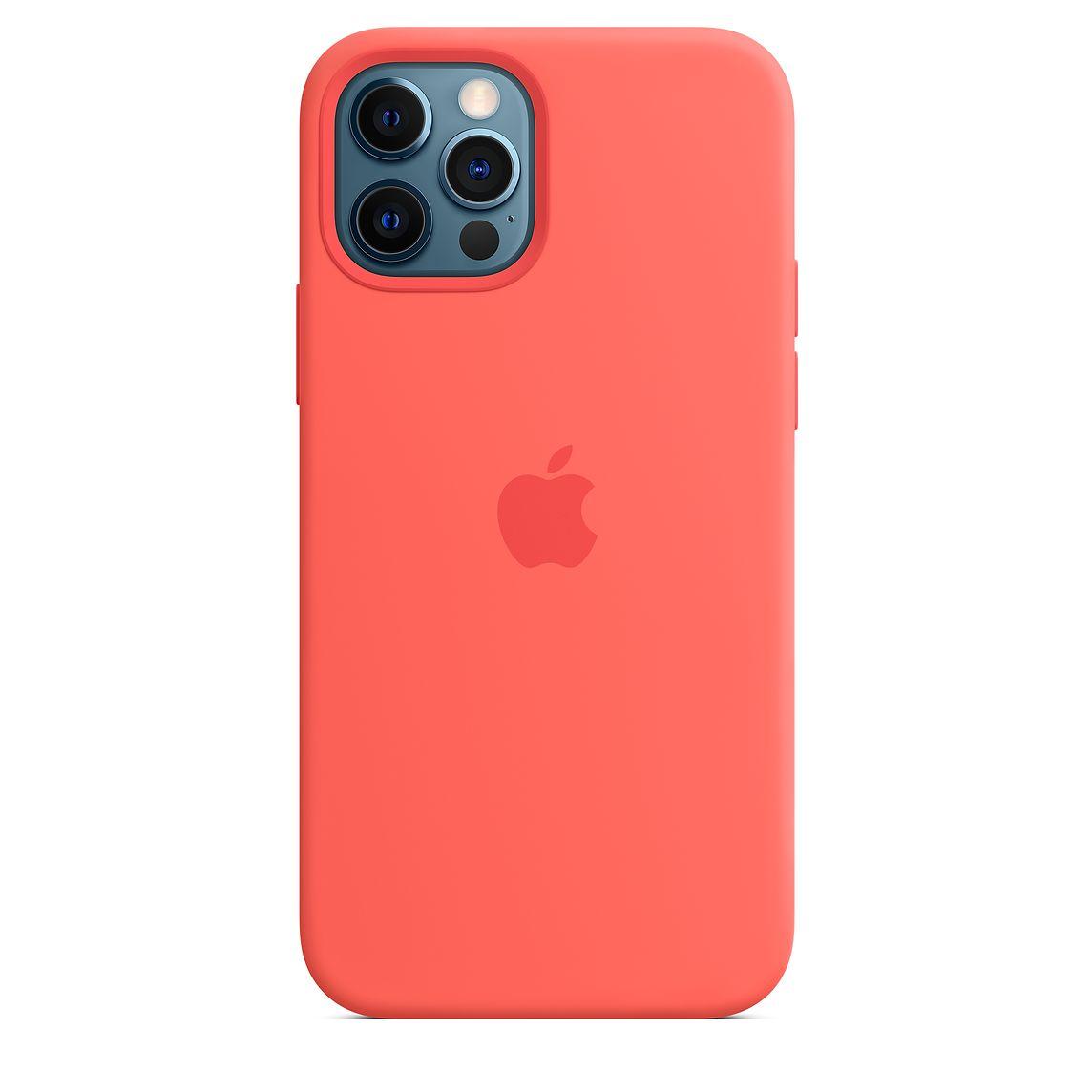 Apple 맥세이프 실리콘 휴대폰 케이스